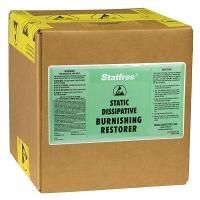 Statfree Burnishing Restorer   2 5 Gal 81061