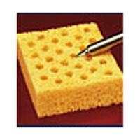 10 pack 2 6  x 2 6   Sponge  Multi Hole S2626 M T