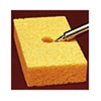 10 pack  2 6  x 2 6  Sponge Center Hole S2626 O T