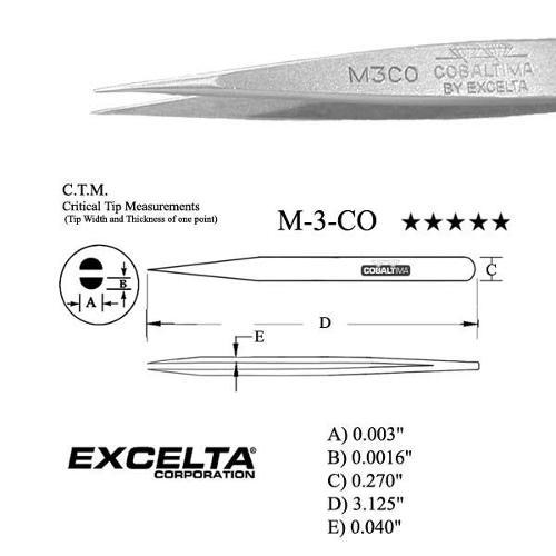 Excelta M-3-CO
