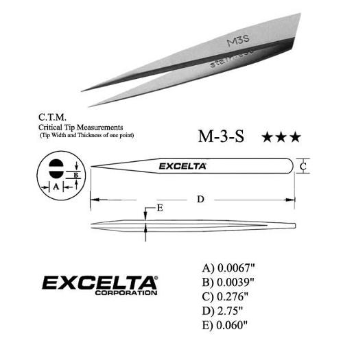 Excelta M-3-S