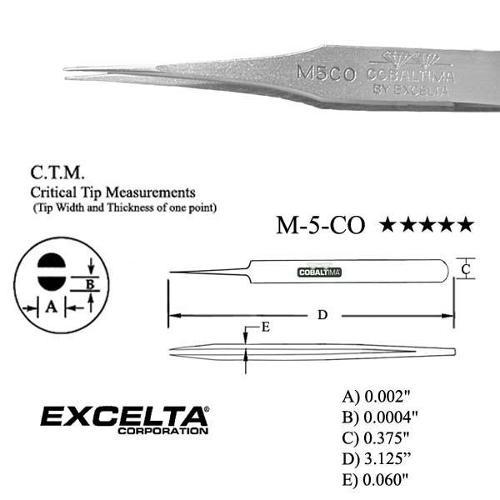 Excelta M-5-CO