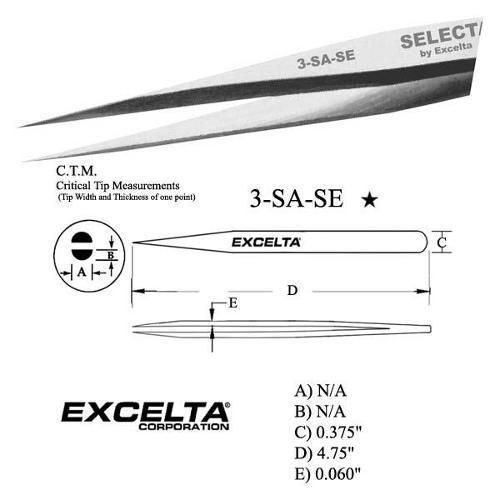 Excelta 3-SA-SE
