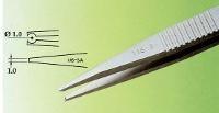 4 25  SMD Paddle Tip Tweezer 116 SA