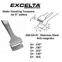 5  Wafer Handling Tweezer 690 SA PI
