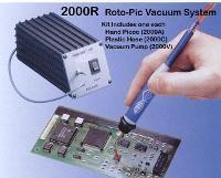 Roto Pic Vacuum System Kit 2000R