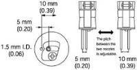 Dual Nozzle A1325