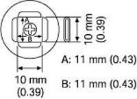 PLCC Nozzle  10 x 10 mm A1188B