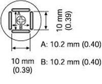 QFP Nozzle  10 2 x 10 2 mm A1125B