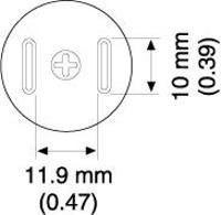 TSOL Nozzle  10 x 13 mm A1185B