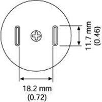 TSOL Nozzle  10 x 18 mm A1186B