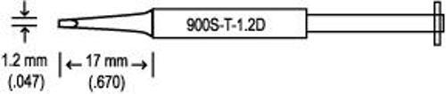 Hakko 900S-T-1.2D
