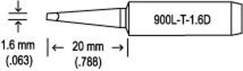 Hakko 900L-T-1.6D