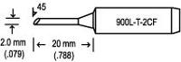 Soldering Tip 900L T 2CF