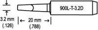 Soldering Tip 900L T 3 2D