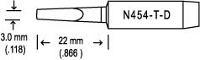 Soldering Tip N454 T D