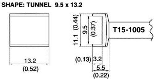 Hakko T15-1005