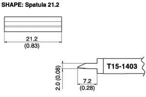 Hakko T15-1403