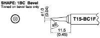 Bevel Tip T15 BCF1