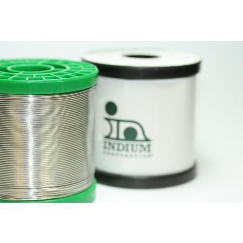 Indium WIREFC-52906-0454 (Sn63-020-CW807-2%)
