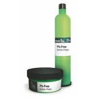 Ind10 8HF No Clean Paste  T5  500gm jar PASTEOT 801574