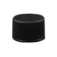 8 oz  Black Closed Bottle Cap JGC 24410 CO