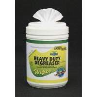 Heavy Duty Degreaser Premix Wipes SW100HDD