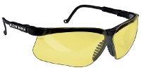 Protective Eyewear Amber Lens 60049