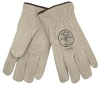 Suede Cowhide Driver s Gloves Lined 40015
