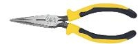 Journeyman Long Nose Side Cutting Pliers J203 6