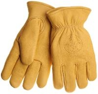 Cowhide Gloves with Thinsulate  Large 40017
