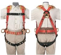 Safety Harness Iron Work Positioning  XL 87832