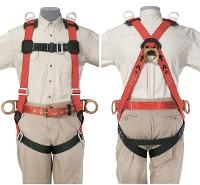 Safety Harness Positioning Retrieval  L 87852
