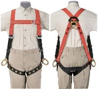 Safety Harness Klein Lite  Tongue Buckle 87145