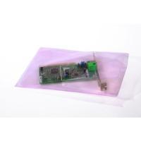 ESD Pink Poly Bag  2 mil   8  x 10 12030