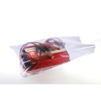 Clear Lay Flat Poly Bag  2 mil   6  x 8 1105