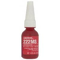 222MS  Threadlocker   10ml Bottle 22221
