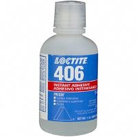 406  Wicking Adhesive   3 gram Bottle 40604