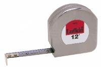 1 2  x 12  Mezurall  Chome Clad  Tape C9212
