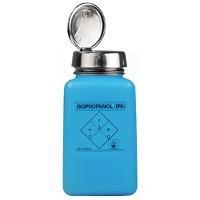 6oz Blue IPA Bottle w  Dispenser Lid 35299