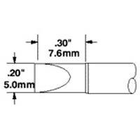Cartridge  Chisel  Large  5mm  0 2  STTC 017
