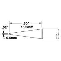Cartridge  Conical  Sharp  0 5mm   02  STTC 043
