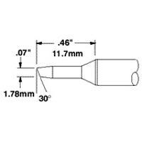 Cartridge  Bevel  1 78mm   07    30 STTC 105