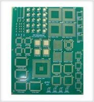 Four Layer  Large Pad Demo PCB AC DB3