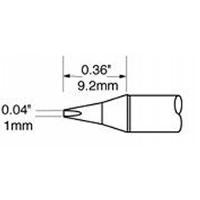 Chisel Cartridge  1mm  0 039    30 SFP CH10