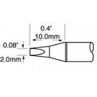 Chisel Cartridge  2mm  0 079    30 SFP CH20