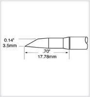 Hoof Cartridge  3 5mm  0 138  SFP DRH35