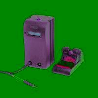 Dual Simultaneous Solder Rework System MX 5210