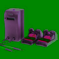 Dual Simultaneous Solder Rework System MX 5211