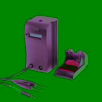 Dual Simultaneous Solder Rework System MX 5241